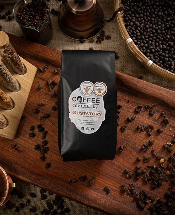 Coffee Mentality Gustatory