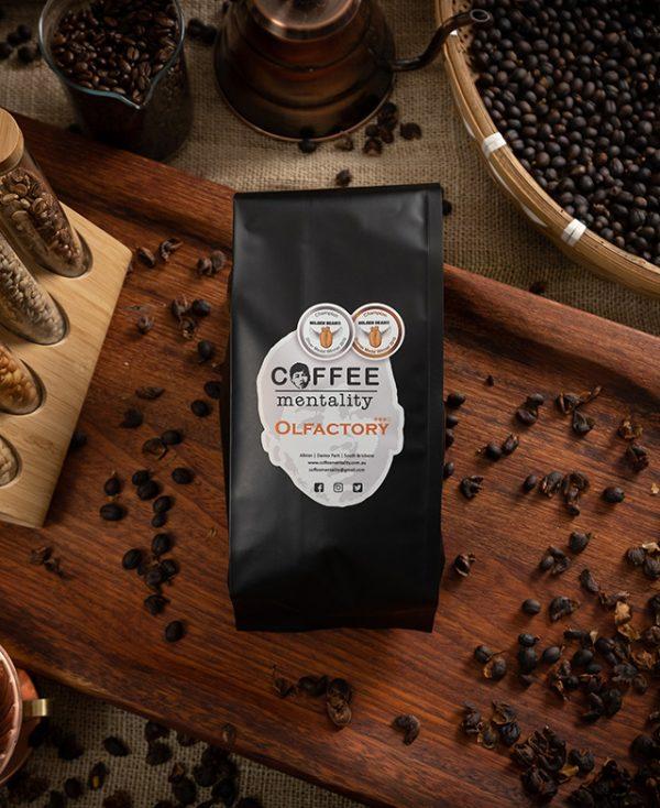 Coffee Mentality Olfactory