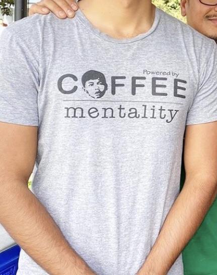 Coffee Mentality tshirts